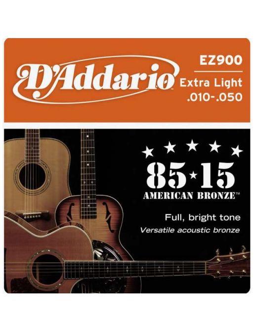 D'Addario žice za ak. gitaru .010 - .050
