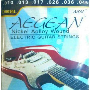 ASM AEGAN D0016L žice za električnu gitaru