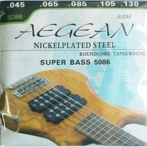 ASM AEGEAN 5086 žice za petožičani bas