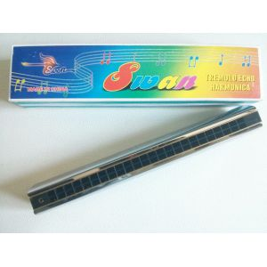 Usna harmonika SWAN L404C - copper