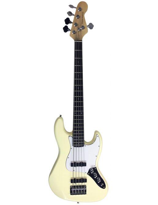 Strauss Rottman petožičana bass gitara SEB003