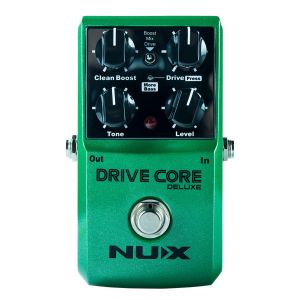 NUX pedala Drive Core Deluxe Booster