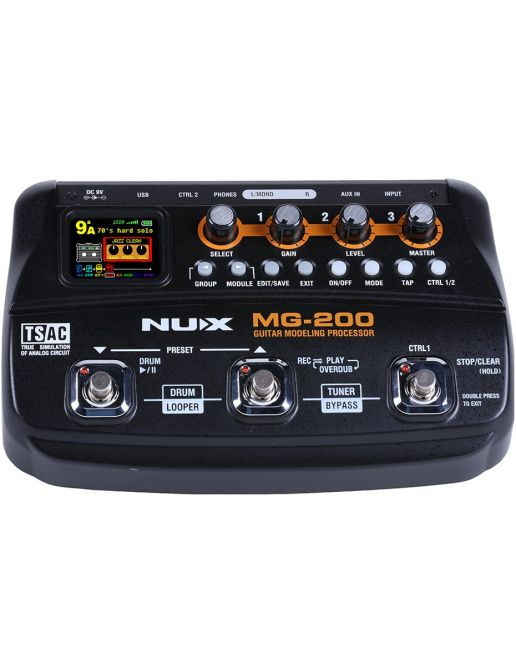 NUX pedala MG-200 Multi effect