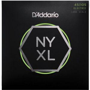 D'Addario žice za 4-žičani bass NYXL 45-105
