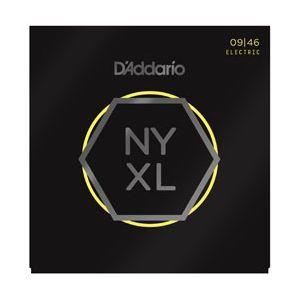 D'Addario žice za električnu gitaru NYXL 09-46