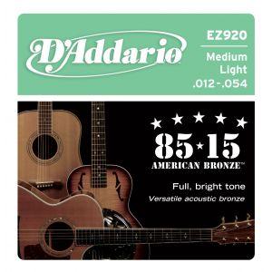 D'Addario žice za akustičnu gitaru .012 - .054