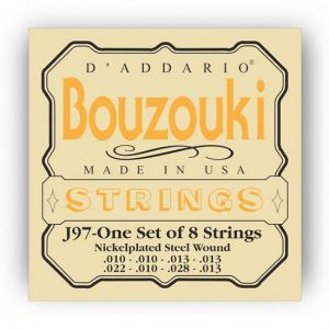 Žice za Bouzouki D'addario