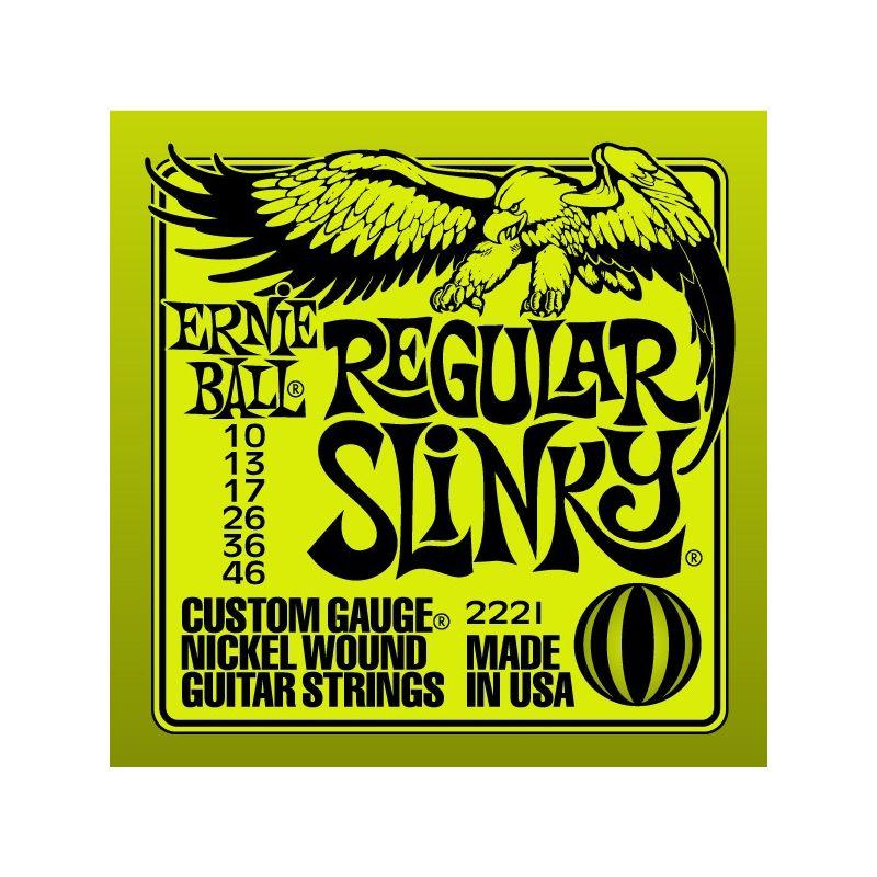 Žice za Električnu Gitaru Ernie Ball 10-46