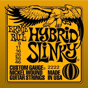 Žice za El. Gitaru Ernie Ball 09-46