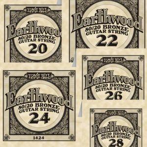 Žice na komad Earthwood 20-28 Bronze